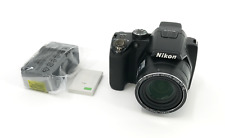 Nikon Coolpix Model P100 10.3MP 26x Optical Zoom Full HD Digital Camera #MP0013