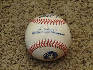 RARE Rawlings Official BEISBOL LIGA MEXICANA Game Used Mexican League Baseball