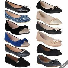 Floral Synthetic Casual Ballet Flats for Women