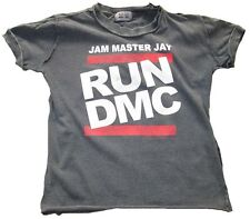 Getragen AMPLIFIED RUN DMC Jam Master Jay Kids Rock Star T-Shirt g.110/116 5-6 y