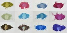 Water Clear Epoxy Resin Pigment Powder mix 25g to 1kg Resin to Dye ART WORKTOPS