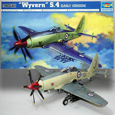 TRUMPETER 1/48 Wyvern S.4 (Early Version) MODEL KIT 02843
