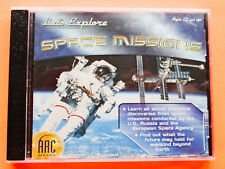Let's Explore Space New Sealed Cd Rom * Free Shipping *