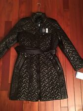 NWT Cole Haan Black Coat PL $595