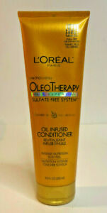 L'Oreal Paris Hair Expertise OleoTherapy Oil Infused Conditioner 8.5 Fluid Ounce