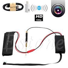 HD Mini Wireless 1080P SPY Hidden Camera Wifi Module DVR Video IP P2P Recorder