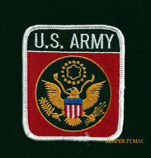 US ARMY SEAL LOGO HAT PATCH USA EAGLE EMBLEM PIN UP FORT CAV INFANTRY ARTI QUILT