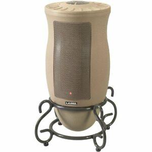 Lasko Designer Series Oscillating Ceramic Heater with Remote Control - 6435