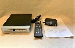 RCA Analog Pass-Through Dolby Digital STB7766C w/power cord remote &user manual