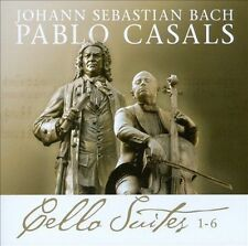 Johann Sebastian Bach: Cello Suites 1-6 (CD, Sep-2012, 2 Discs, ZYX)