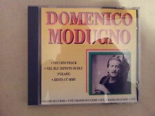 MODUGNO DOMENICO - I PIU' GRANDI SUCCESSI (16 TRACKS). CD