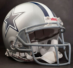 DEZ BRYANT Edition DALLAS COWBOYS Riddell AUTHENTIC Football Helmet NFL