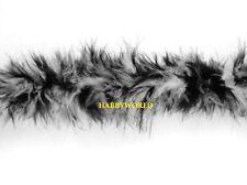 10 Metres Marabou String Feather Boa Swansdown Trimming Trim Many Colour
