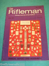 THE RIFLEMAN - ANNUAL REPORT - JUNE 1987 #676