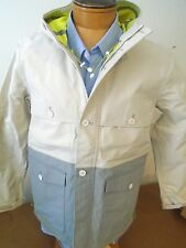Levi's California Sierra Waterproof Hooded Color-block Jacket NWT Medium $225