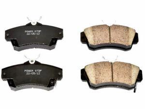 Front Brake Pad Set For 01-10 Chrysler Dodge PT Cruiser Neon SRT-4 MZ67P4