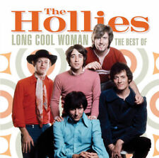 THE HOLLIES LONG COOL WOMAN THE BEST OF CD (GREATEST HITS / VERY BEST OF)
