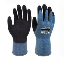 Lpred Latex Coated Cut Resistant Coldproof Safety Work Gloves Outdoor Working