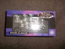 Mongoose Publishing Noble Armada A Call to Arms House Al-malik Fleet Set