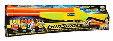 NEW Buzz Bee Toys Air Warriors GunSmoke Shotgun Foam Dart Blaster