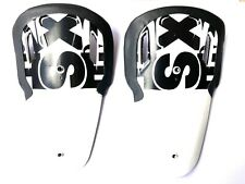 Flow NXT , M9, M11 Snowboard Bindings - Highback Support Panel - White - Large