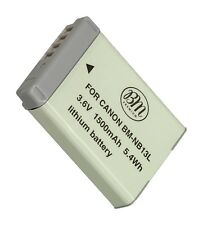 BM Premium NB-13L Battery For Canon PowerShot G9 X, G9 X Mark II