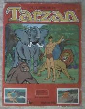 Album Tarzan, FHER-Panrico - 183 cromos,