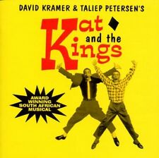 David Kramer & Taliep Petersen'd KAT AND THE KINGS Signed Musical CD