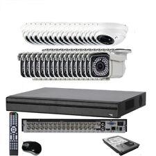 32Ch 6Mp 1U H.265 Dvr 2.6Mp D 3-12mm Zoom Lens Security Camera System Osd./23s