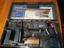 Rotary Hammer Drill Bosch Rh226 Sds Plus Bulldog Boschhammer