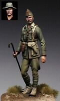 Spanish Officer Tercio de Extranjeros Tin Painted Toy Soldier Pre-Order | Art