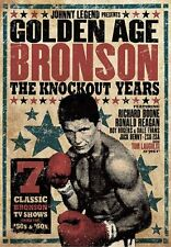 Golden Age Bronson The Knockout Years (DVD, 2010)