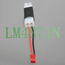 Tamiya M/F Connector Adapter JST male in-line power Lipo battery FPV LED Light