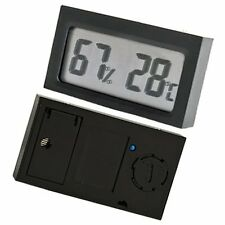 LCD Thermometer hygrometer weather station LW