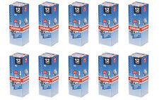 10 x Osram H3 HALOGEN Single Car Bulb 12V 55W HALOGEN 2 Pin 64151 HEADLIGHTS