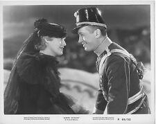 THE MERRY WIDOW b/w JEANETTE MACDONALD/MAURICE CHEVALIER original MGM still