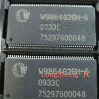 10pcs W9864G2GH-6 W9864G2GH-6C 166MHz  new