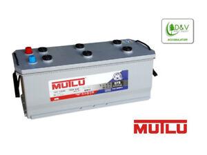 BATTERIA MUTLU 135Ah 12V 750A EFB DEEP CYCLE FULL ENERGY