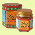 Tiger Balm Baume du Tigre ROUGE Pot 30g Soulage et décongestionne Anti-Douleurs