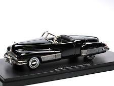 Neo Scale Models 43435 1938 Buick Y-Job 1. Concept Car black 1/43 OVP