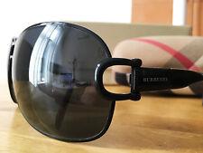 BURBERRY Piloten Sonnenbrille B 3002 Sunglasses pilot Horseshoe Horsebite