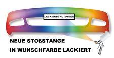 VW Touran 1T1 STOßSTANGE 25mm PDC HINTEN Neu in WUNSCHFARBE LACKIERT 2003-2010