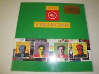 Level 42: Collected 2 LP, 180 Gramm audiophiles Vinyl + Booklet
