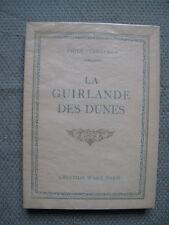 Verhaeren : La guirlande des dunes, illustrations de H. Cassiers chez Piazza