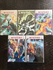 Ultimate Mystery Comic Book Lot, 5 Issues, Marvel Nm, Vol. 1, Variant