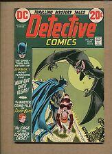 """1972 DC Comics """"DET."""" #429 - Man-Bat App.- Grade: 5.5 WH"""