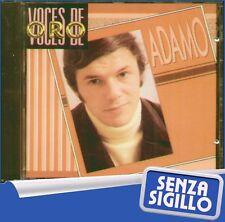 """SALVATORE ADAMO """" VOCES DE ORO """" CD NUOVO DI NEGOZIO EMI ODEON 1988"""