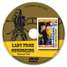Lady From Chungking 1942 Classic DVD Film - Drama