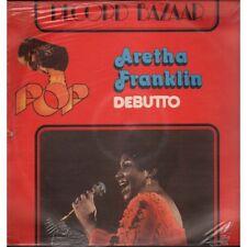 Aretha Franklin Lp Vinile Debutto / Record Bazaar RB 30 Sigillato