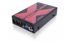 ADDERLink XUSBPRO KVM USB Audio und VGA auf bis zu 300 m ALX-USB-PRO-EURO ADDER